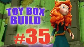 Disney Infinity 2.0 - Toy Box Build - Smashing Interior [35]