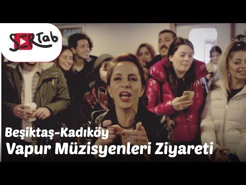 Beşiktaş - Kadıköy Vapur Müzisyenleri Ziyareti