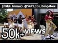 Jimikki Kammal Flashmob @ SAP Labs India, Bangalore