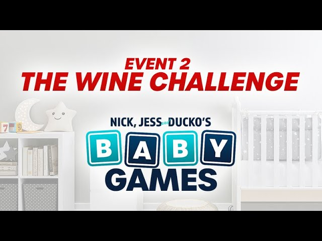 "Event 2 ""The Wine Challenge"" 