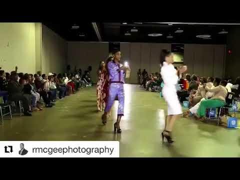 Ora's Boutiques Models Mississippi Fashion Show 2018