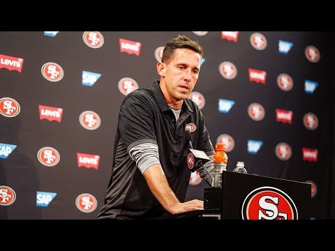 Kyle Shanahan: 'We'll Continue to Get Better'