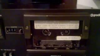 Tape deck gradiente s-106 CD-2600 Cassette Deck vintage