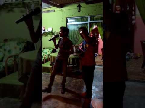 VIRAL Adik Arwah Achik Spin, Khalis Real Spin berduet dengan Ady Ukays.