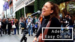 ADELE - EASY ON ME | Allie Sherlock cover