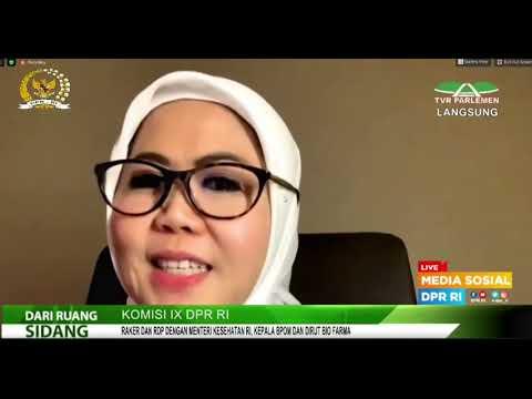 Intan Fauzi : Jangan Terapkan Klausul Pidana Untuk Calon Penerima Vaksin Covid-19