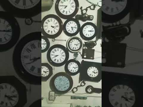 ANTIQUE VINTAGE 10 Popular Antique Clock Makers