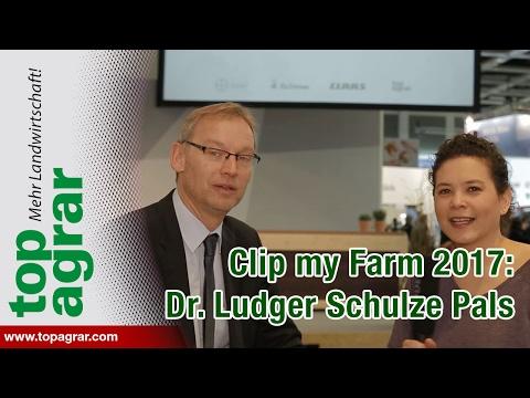 top agrar-Chefredakteur Schulze Pals erklärt Clip my Farm 2017