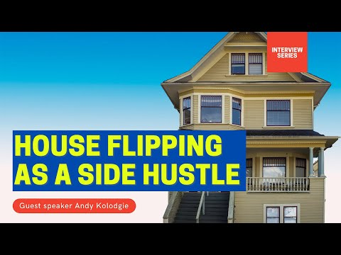 House Flipping As A Side Hustle - EP - 02
