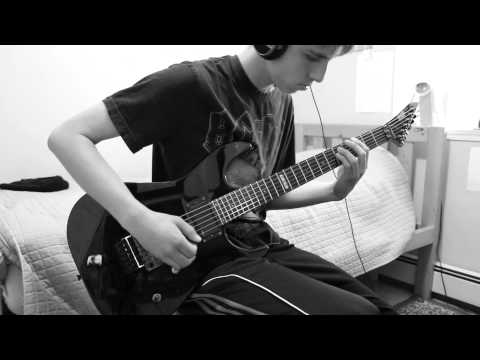 Metallica - Wherever I May Roam Cover