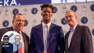 Why it's smart for Thibodeau to try and save the Jimmy Butler relationship | Jalen & Jacoby | ESPN