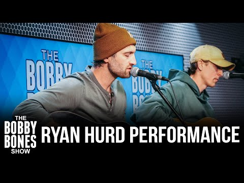 """Ryan Hurd Performs His New Song """"Tab With My Name On It"""""""