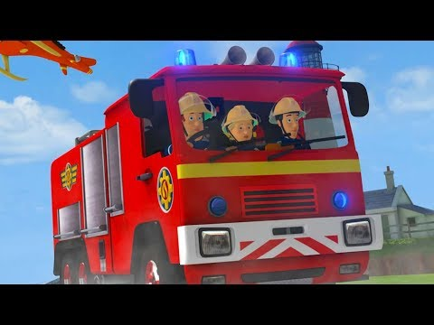 Fireman Sam US New Episodes | The Treasure of Pontypandy Pete - Best Saves 🚒 🔥 Cartoons for Children