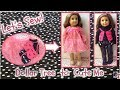 Princess Dress And Cat Vest for the American Girl Doll from a Dollar Tree Haul