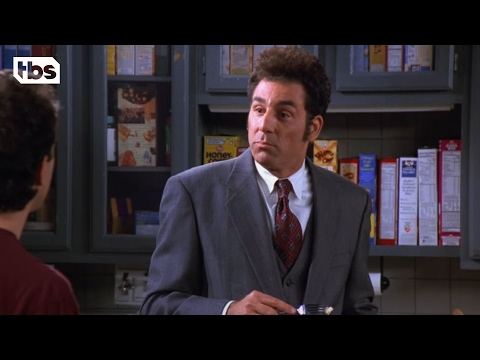 Kramer Goes to Work | Seinfeld | TBS