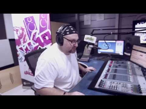 Big Hass hosts Mohflow on #LaishHipHop (MIXFM) - Saudi Arabia
