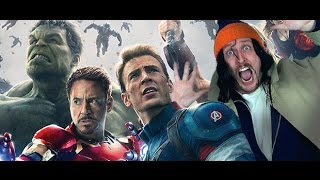Avengers: Age of Ultron - Bum Reviews