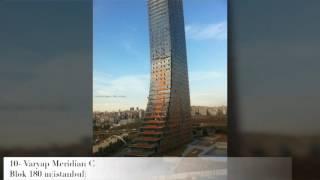 t��rkiye nin en uzun 10 binasi