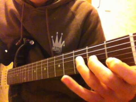 結他入門課程 06 Chord和弦(2) C F G 快速轉法