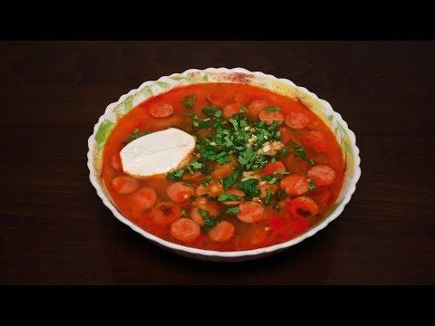 Суп из фасоли в мультиварке рецепты просто и вкусно в