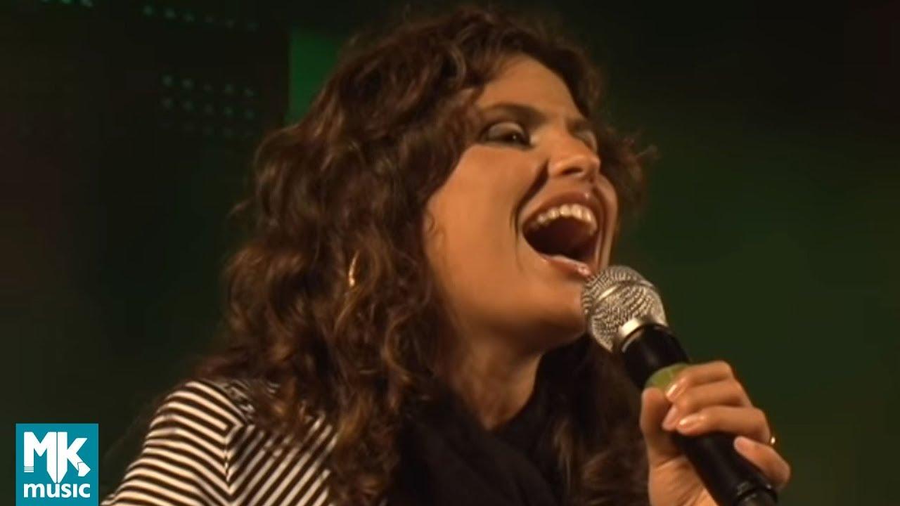 Aline Barros Faz Um Milagre Em Mim Ao Vivo Youtube