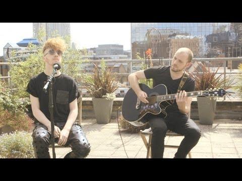 Daley - Broken (Live for CJ's Soundcheck on BBC Radio 1Xtra)