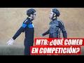 MTB: ¿Qué Comer en Competición?