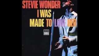 Stevie Wonder - I'd Cry