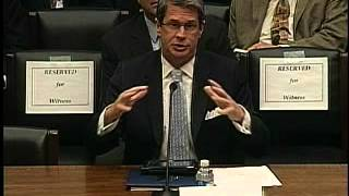 Vitter Appears Before House Committee to Urge SIPC Coverage for Stanford Victims