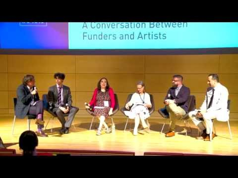 Panel - Funding Games Within the Public Sector: A Conversation Between Funders and Artists