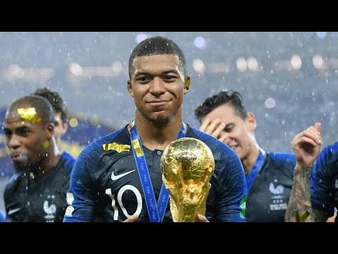 Kylian Mbappe All Goals For France w/english commentary FHD/1080P