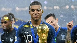 Kylian Mbappe All Goals For France wenglish commentary FHD1080P