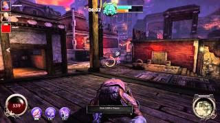 Nosgoth Gameplay Steam Game (Vampire)