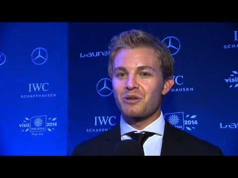 Laureus World Sports Awards 2014 - Ceremony