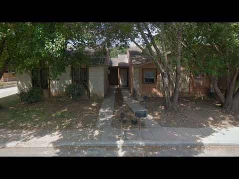 Two Children Found Tied Up In Texas Backyard