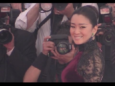 Gong Li Met Gala 2015 Co-Chair