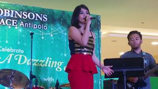 Juris - I Will Be Here (LIVE)