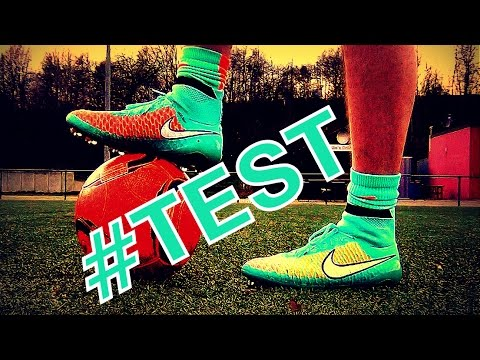 Nike Magista Obra FG   Test and Review Video