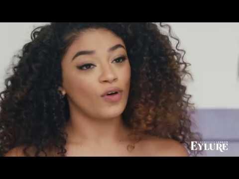 cdbf4fb0ec3 The Easiest Way To Apply False Lashes: Jasmine Brown x Eylure - YouTube