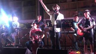 The SUBS - High and Dry (Radiohead Cover) @ Cabal Manado - 11 September 2015