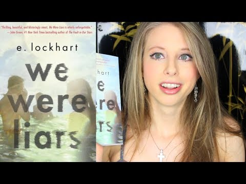 WE WERE LIARS BY E. LOCKHART | booktalk with XTINEMAY