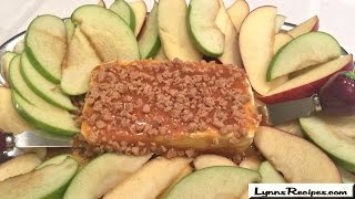 Caramel Apple Cream Cheese Spread - Lynn's Recipes