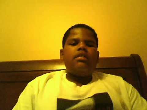 "Me singing ""Statistics"" by Lyfe Jennings"