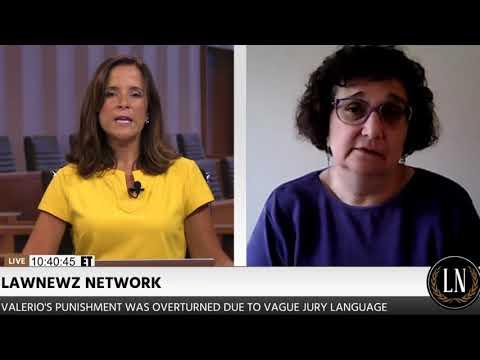 Attorney Sharon Meisler Talks John Valerio and Marcellus Williams Cases on LawNewz Network