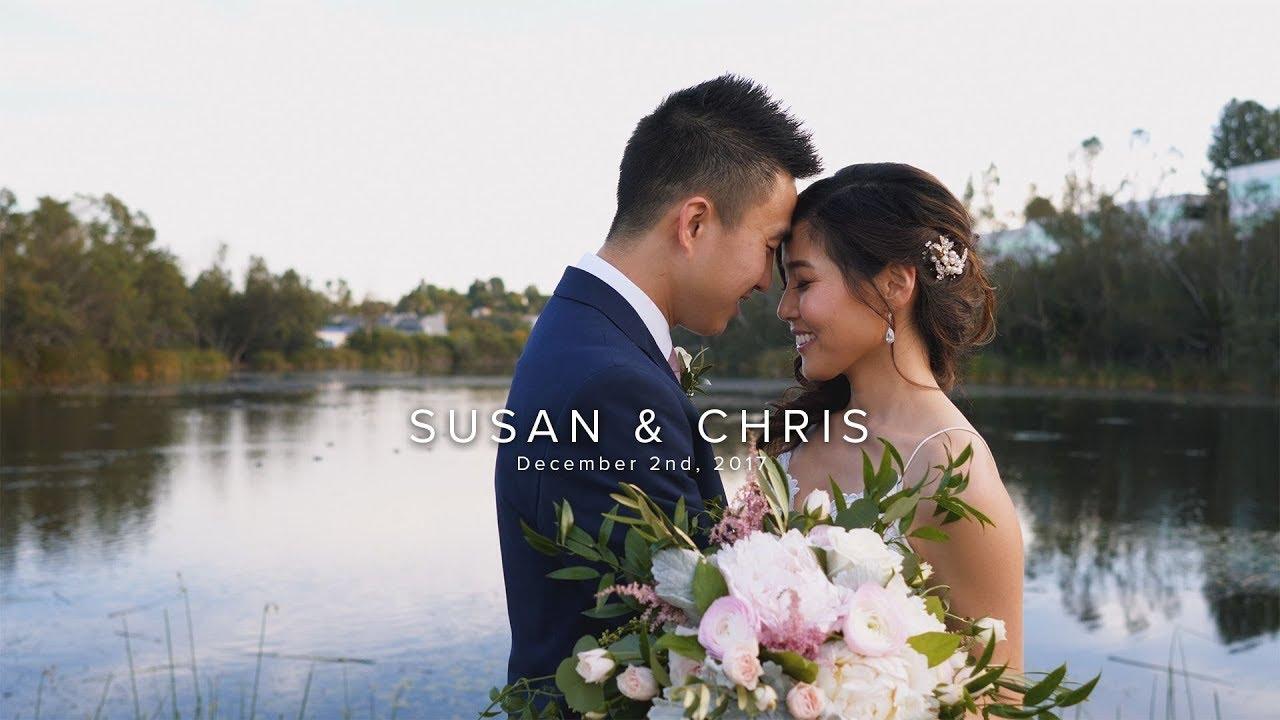 Phim cưới ngọt ngào dịu êm của Susan & Chris' - PC049