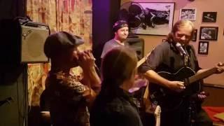 Blues Session unter der Leitung von Hannes Kasehs