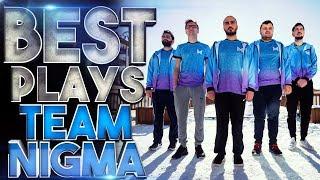 Best Plays of Team Nigma WePlay! Bukovel Minor 2020 - Dota 2