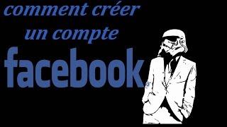comment créer un compte facebook 2017