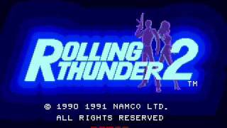 Rolling Thunder 2 Soundtrack 1