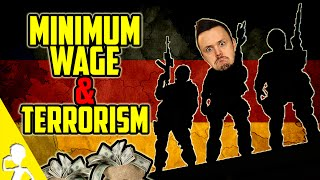 Minimum Wage And Terrorism In Germany | Get Germanized